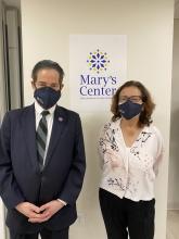 Mary's Center Maria Gomez